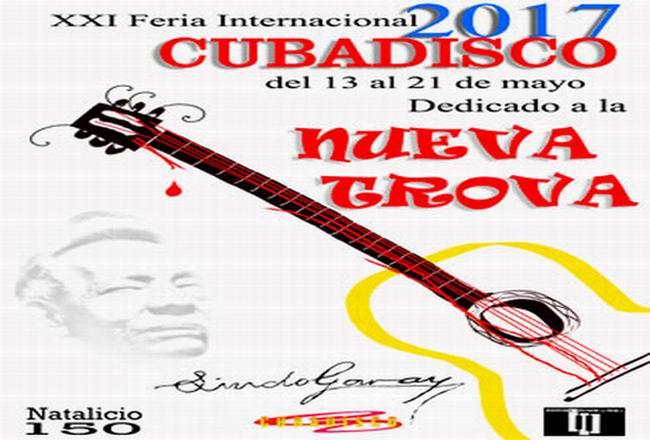 The International Cubadisco 2017 event and Folk Music