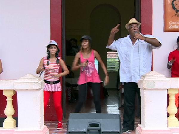 Festival Madre Tierra en Guanajay