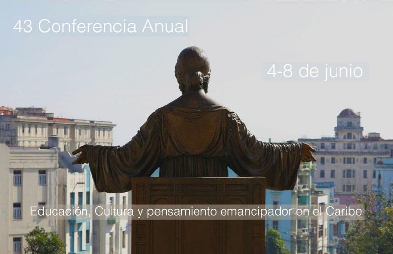 Sesiona en Cuba la 43 Conferencia sobre Estudios del Caribe