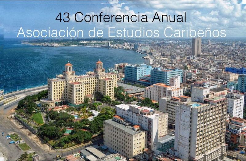 Cuba será sede la 43 Conferencia sobre Estudios del Caribe