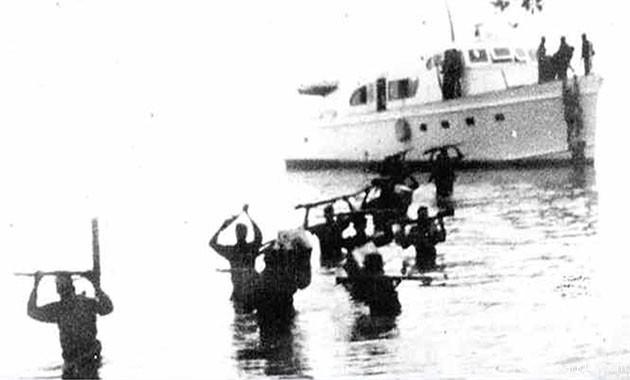 El Desembarco del Granma: Seremos libres o mártires