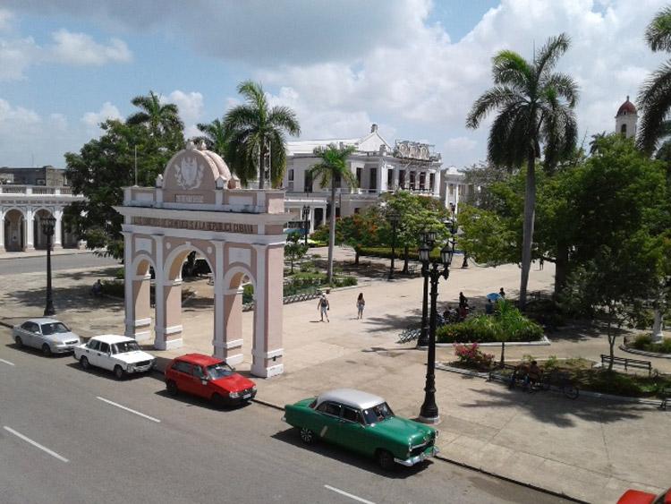 Presentan Maqueta del Centro Histórico de Cienfuegos