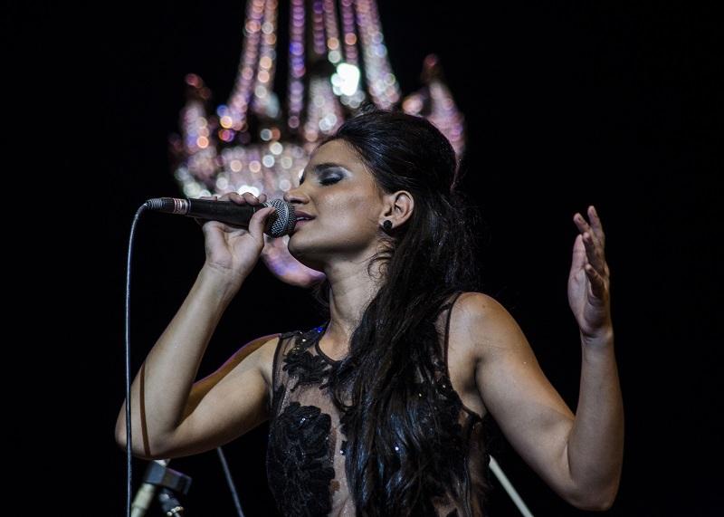 Annie Garcés: pasión, corazón y mucho amor por la música cubana
