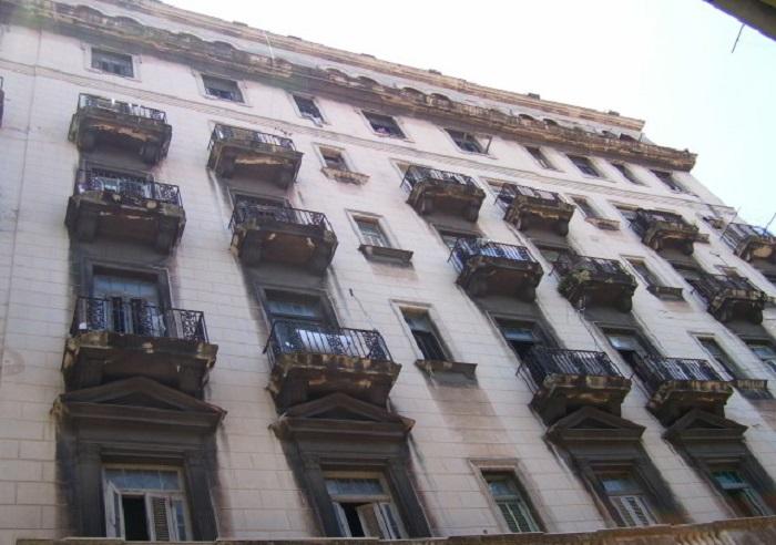 Construcciones de la Habana Vieja