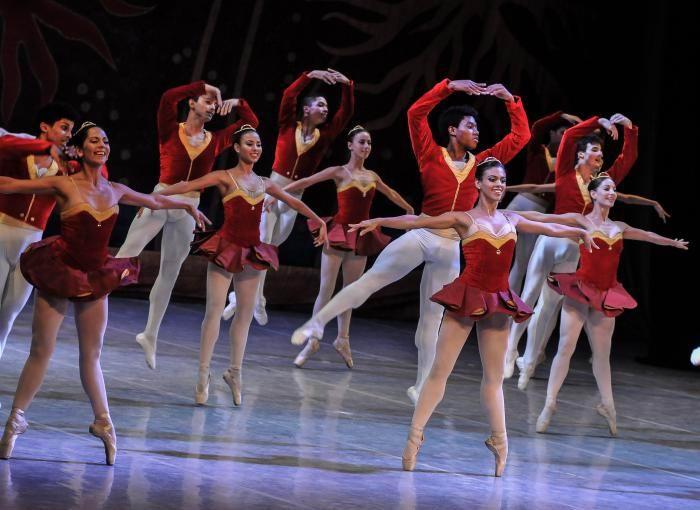 XXVI Festival Internacional de Ballet de La Habana. Foto: Ariel Cecilio Lemus