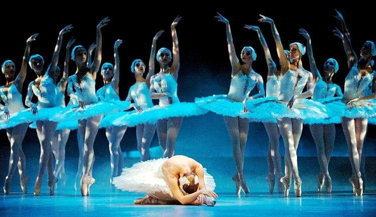 Ballet Nacional de Praga en el Festival Internacional de La Habana
