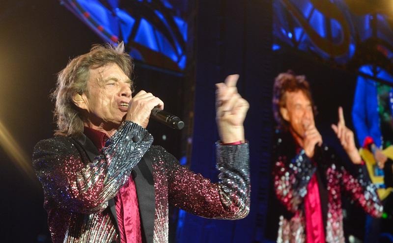 Los Rollings Stones toman la Plaza Vieja