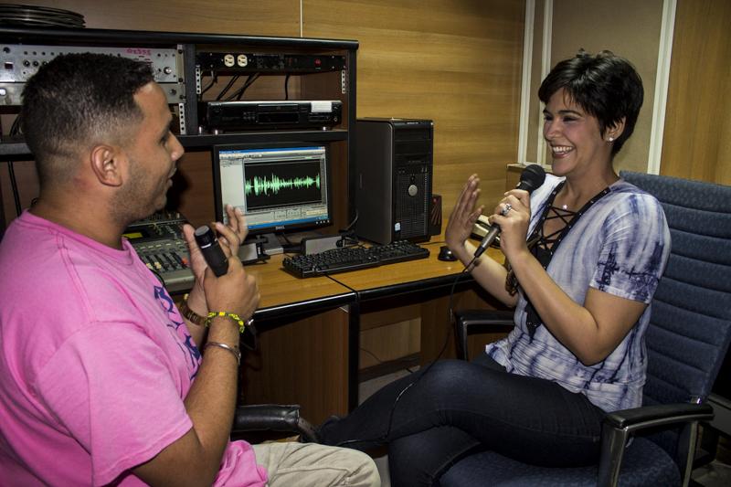 Bárbara Sánchez Novoa, una mujer de la televisión con un amor oculto
