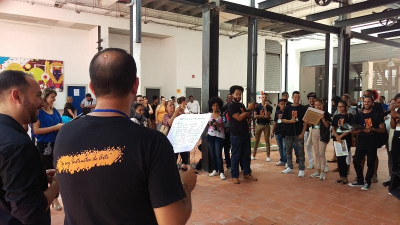 Concluye en La Habana Taller de Intercambio de la BJM (+Video y Audio)