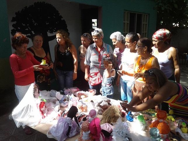 Diez años del Callejón de la Ceiba en comunidad (+Audio)