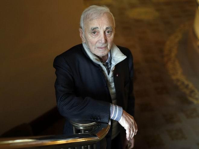 Fallece Charles Aznavour a los 94 años