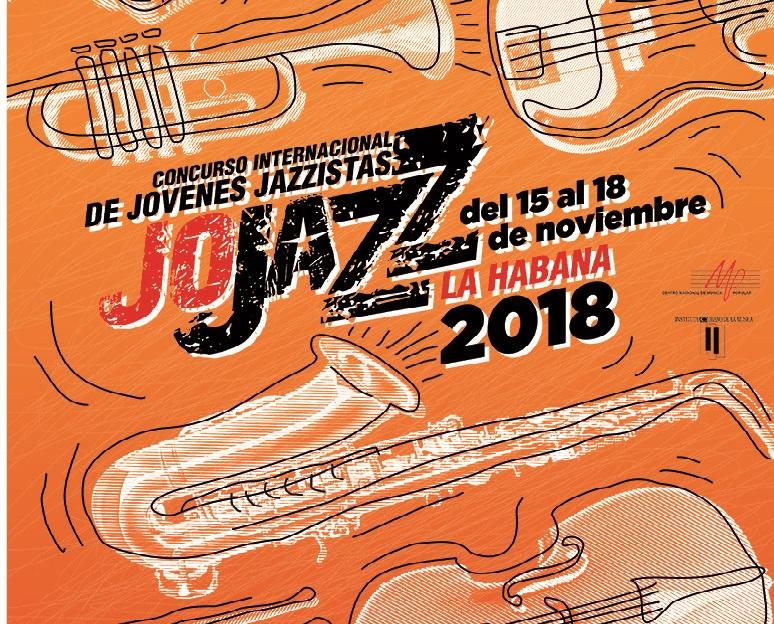 Comienza XXI Concurso Internacional de Jóvenes Jazzistas JoJazz 2018