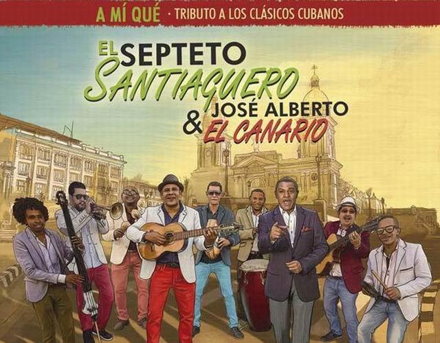 Septeto Santiaguero: Grammy Latino al mejor Álbum Tropical Tradicional