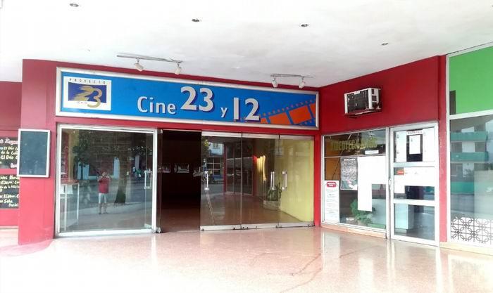 Un entrañable cine, 23 y 12