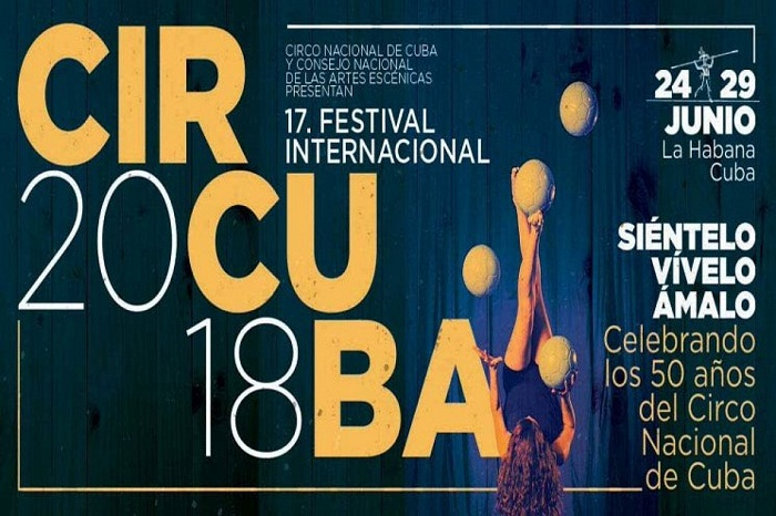 Inicia por Granma gira de verano del Festival Internacional Circuba