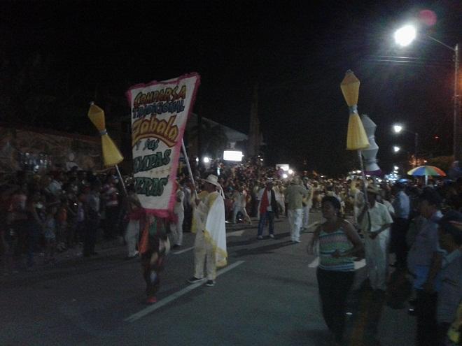 Comenzó el Carnaval tunero del Aniversario 60 de la Revolución