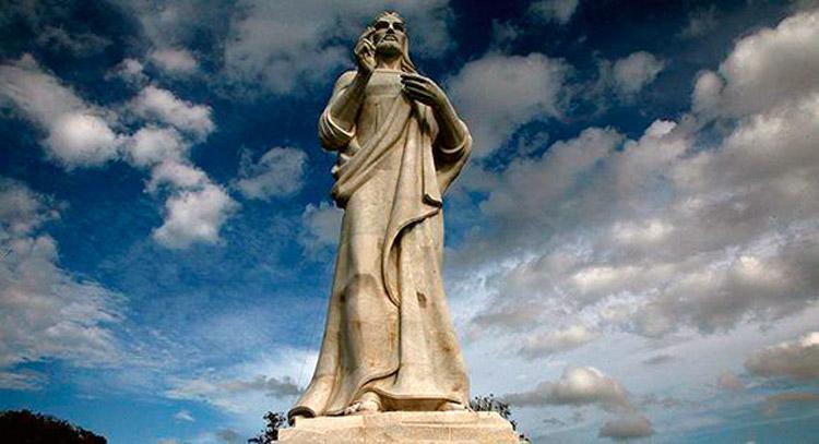 El Cristo de La Habana y de Cuba