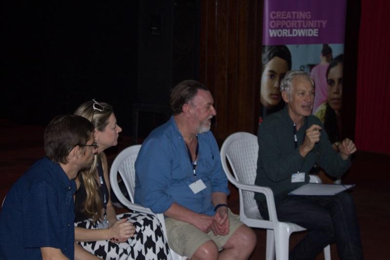 Sesionó primer taller para animadores CubaAnima EICTV 2018