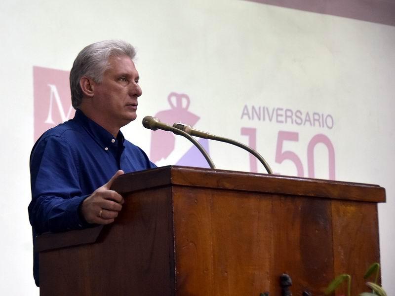 Llama Díaz-Canel a desarrollar una pedagogía creativa en la Isla