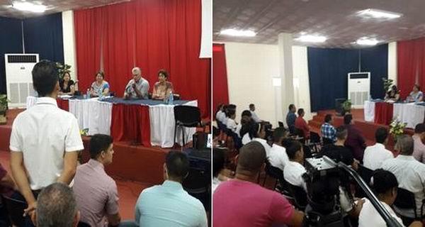 Amplia agenda de trabajo de Díaz-Canel en Ciego de Ávila