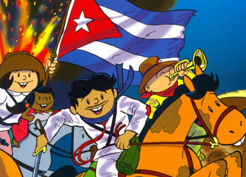 The Current and Missing Cuban Cartoons