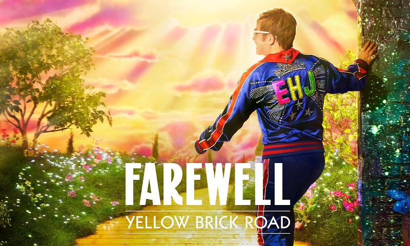 Elton John en el comienzo del final de su paso por los escenarios