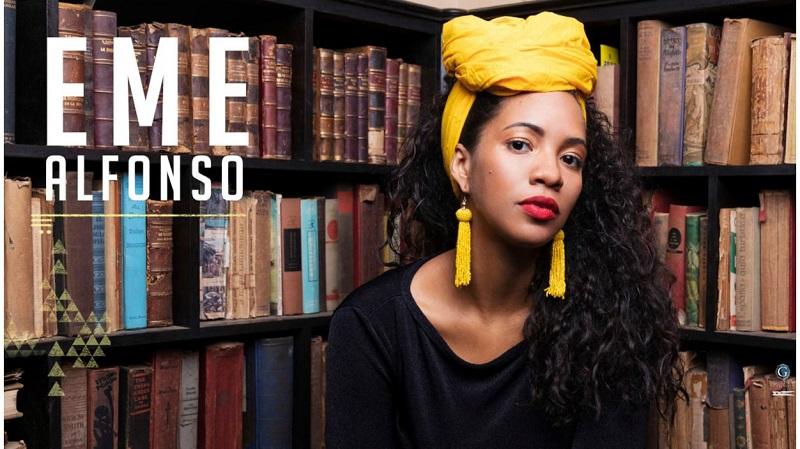 Eme Alfonso, raíces afrocubanas con texturas de la world music...