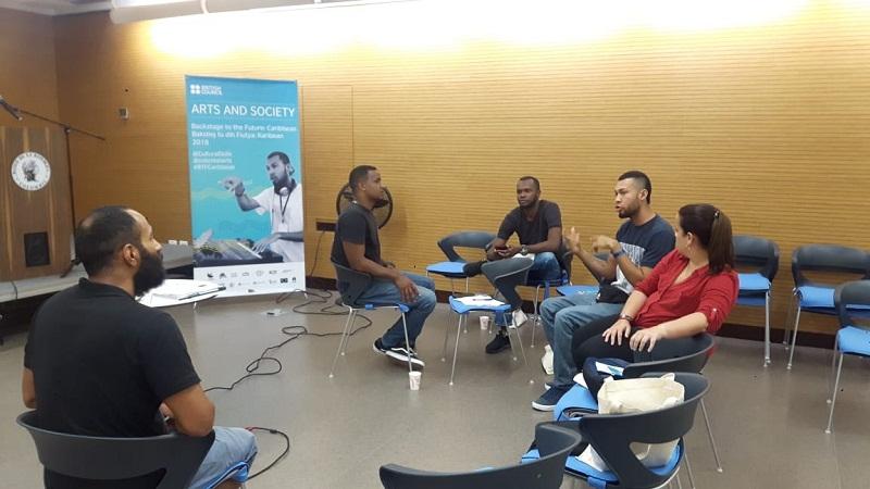 Productoras cubanas a evento de realización de festivales de música