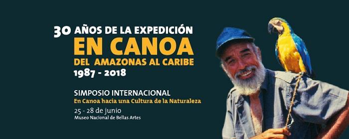 En Canoa del Amazonas al Caribe