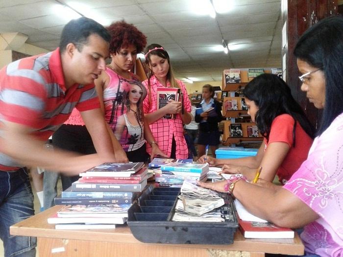 Feria del Libro en Las Tunas (+Audio)