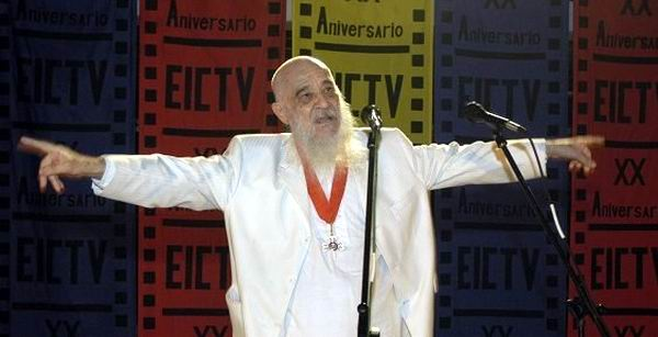 Rinde Festival de cine de La Habana homenaje a Fernando Birri