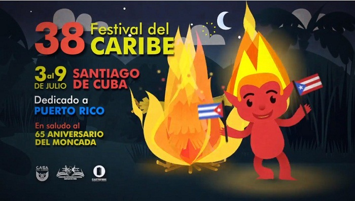 The upcoming Fire Festival in Santiago de Cuba
