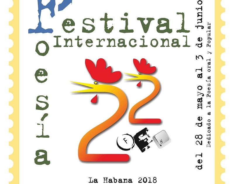 A las puertas Festival Internacional de Poesía de La Habana