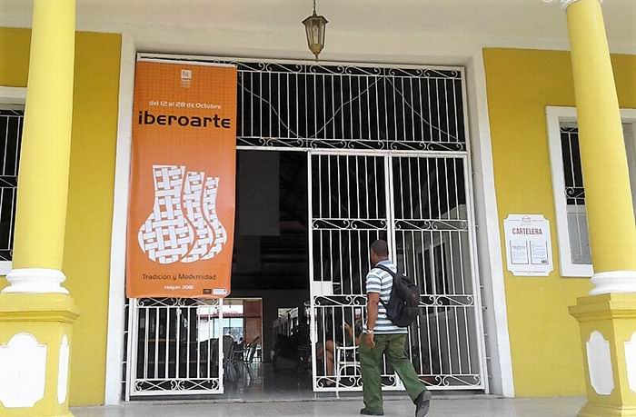 IberoArte en Holguín