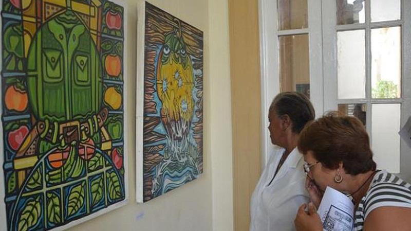 Exhiben muestra Gracias Fidel en sede avileña de la UNEAC