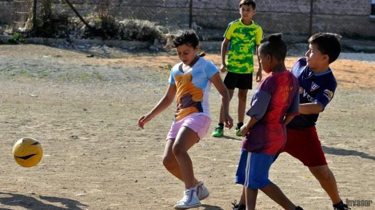 Los pequeños monarcas disfrutan Cuba en Campamento Ismaelillo