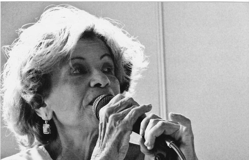 Georgina Almanza: hay que desgarrarse con cada interpretación