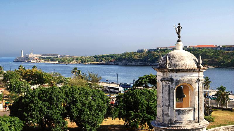 La Habana: el enclave original posiblemente está debajo del agua (+Audio)