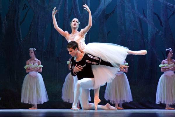 Regresa Ballet Nacional de Cuba al Kennedy Center