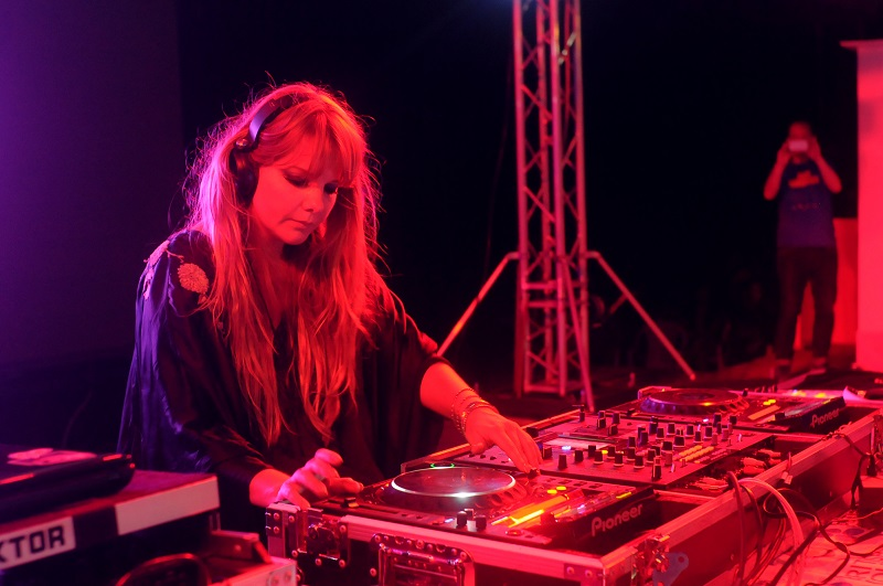 Dj Goldierocks celebra 3er aniversario de The Selector en Cuba