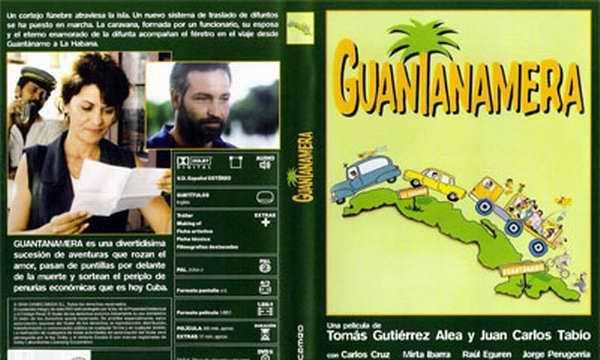 Clausurará Filme cubano Guantanamera festival de Biarritz en Francia