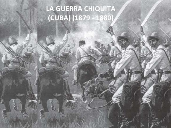 La Guerra Chiquita: una contienda de aprendizaje (+Audio)