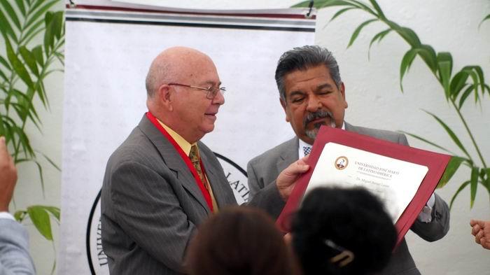Universidad mexicana confiere Doctorado Honoris Causa a Miguel Barnet