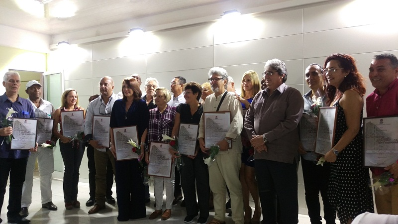 El ICRT congratula a sus artistas de mérito