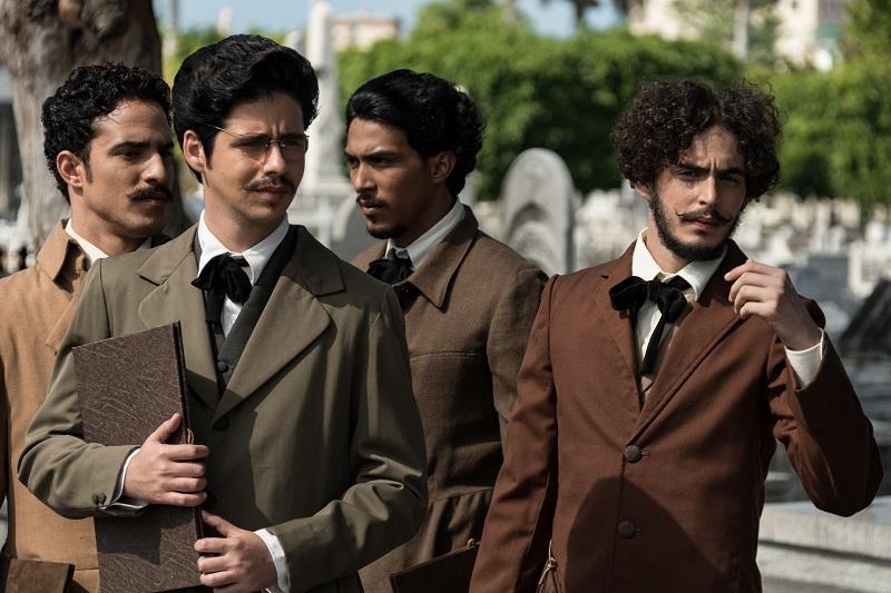 Llega a la pantalla nuevo filme histórico cubano Inocencia