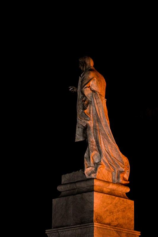 En Fotos: La primera estatua de Martí en La Habana