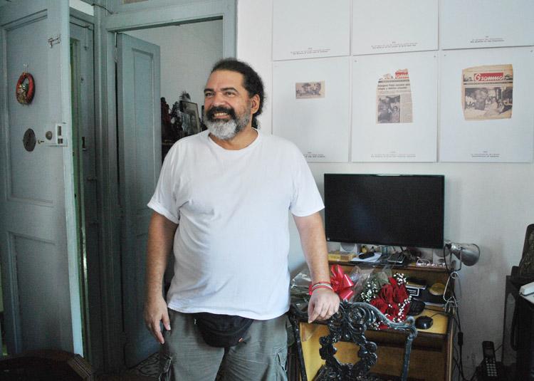 José Ángel Toirac reconocido con el Premio Nacional de Artes Plásticas