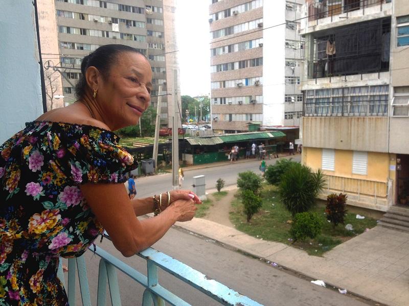 Kenia Ortiz, una mujer con muchas vidas