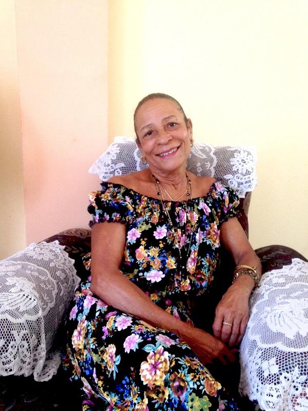 Kenia Ortiz: una mujer con muchas vidas