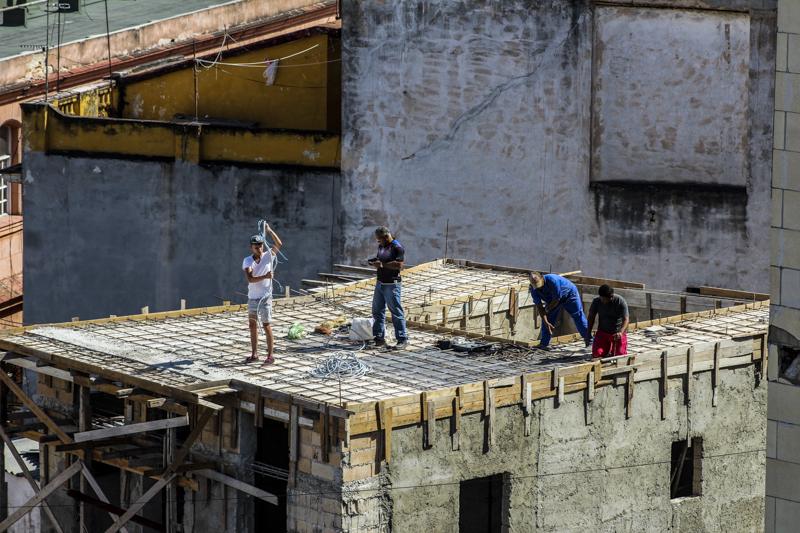 La Habana de arriba… un tour andes de los taxis voladores